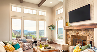 Swanky Living Room