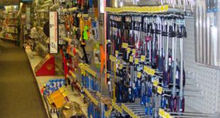 Retail Shelf Fully Stocked